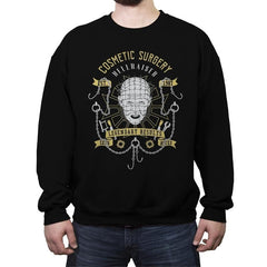 Cosmetic Surgery - Crew Neck Sweatshirt - Crew Neck Sweatshirt - RIPT Apparel