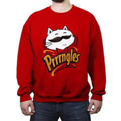 Prrrrngles - Crew Neck Sweatshirt - Crew Neck Sweatshirt - RIPT Apparel