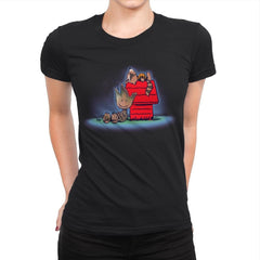 Friends of Galaxy - Best Seller - Womens Premium - T-Shirts - RIPT Apparel