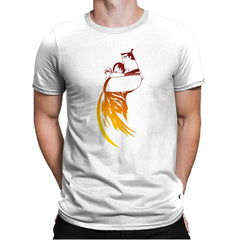 Samurai Love - Mens Premium - T-Shirts - RIPT Apparel