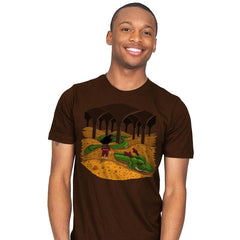 The Desolation of Shenron - Mens - T-Shirts - RIPT Apparel