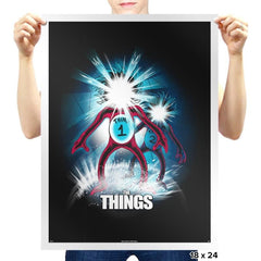 The Things - Prints - Posters - RIPT Apparel