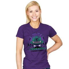 E. Nigma's Trivia Night Exclusive - Womens - T-Shirts - RIPT Apparel