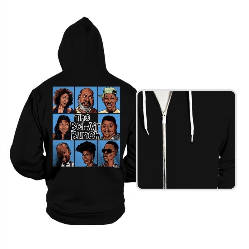 The Bel-Air Bunch - Hoodies - Hoodies - RIPT Apparel