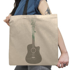 Natures Guitar Exclusive - Tote Bag - Tote Bag - RIPT Apparel