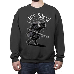 Jon Snow vs The Others - Crew Neck Sweatshirt - Crew Neck Sweatshirt - RIPT Apparel