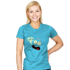 T-shirt Rick!! - Womens - T-Shirts - RIPT Apparel