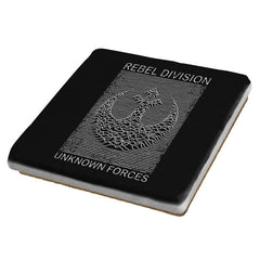Rebel Division - Coasters - Coasters - RIPT Apparel