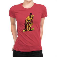 Goro The Thinker Exclusive - Womens Premium - T-Shirts - RIPT Apparel