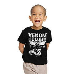Venom Club - Youth - T-Shirts - RIPT Apparel