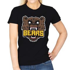Harga Bears - Womens - T-Shirts - RIPT Apparel