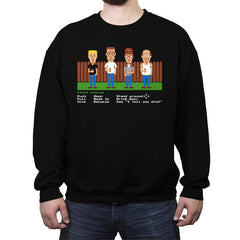 King of the Mansion - Crew Neck Sweatshirt - Crew Neck Sweatshirt - RIPT Apparel