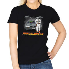 The ManDELORIAN - Womens - T-Shirts - RIPT Apparel