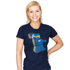 SPACESHIPALICIOUS Exclusive - Brick Tees - Womens - T-Shirts - RIPT Apparel
