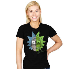 Get Toxic! - Womens - T-Shirts - RIPT Apparel
