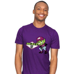 Beastie Boy - Ad-Lib - Mens - T-Shirts - RIPT Apparel