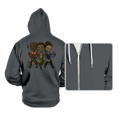 Panther Trio - Hoodies - Hoodies - RIPT Apparel