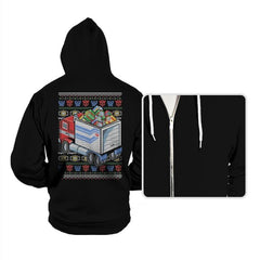 Presents in Disguise - Hoodies - Hoodies - RIPT Apparel