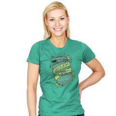 Grouch Life - Womens - T-Shirts - RIPT Apparel