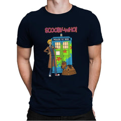 Scooby-Who - Mens Premium - T-Shirts - RIPT Apparel