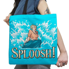 Sploosh! Exclusive - Tote Bag - Tote Bag - RIPT Apparel