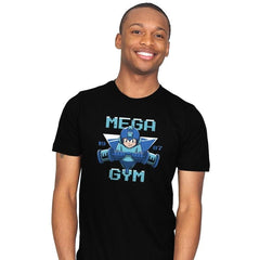Mega Gym - Mens - T-Shirts - RIPT Apparel