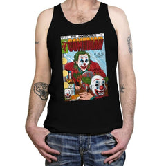 The Invincible Comedian - Tanktop - Tanktop - RIPT Apparel