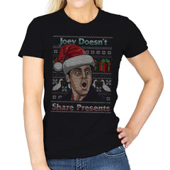 Joey Doesn't Share - Womens - T-Shirts - RIPT Apparel