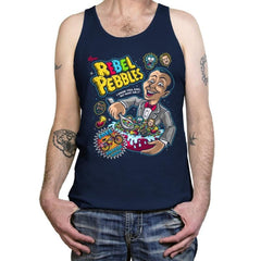 Rebel Pebbles - Tanktop - Tanktop - RIPT Apparel