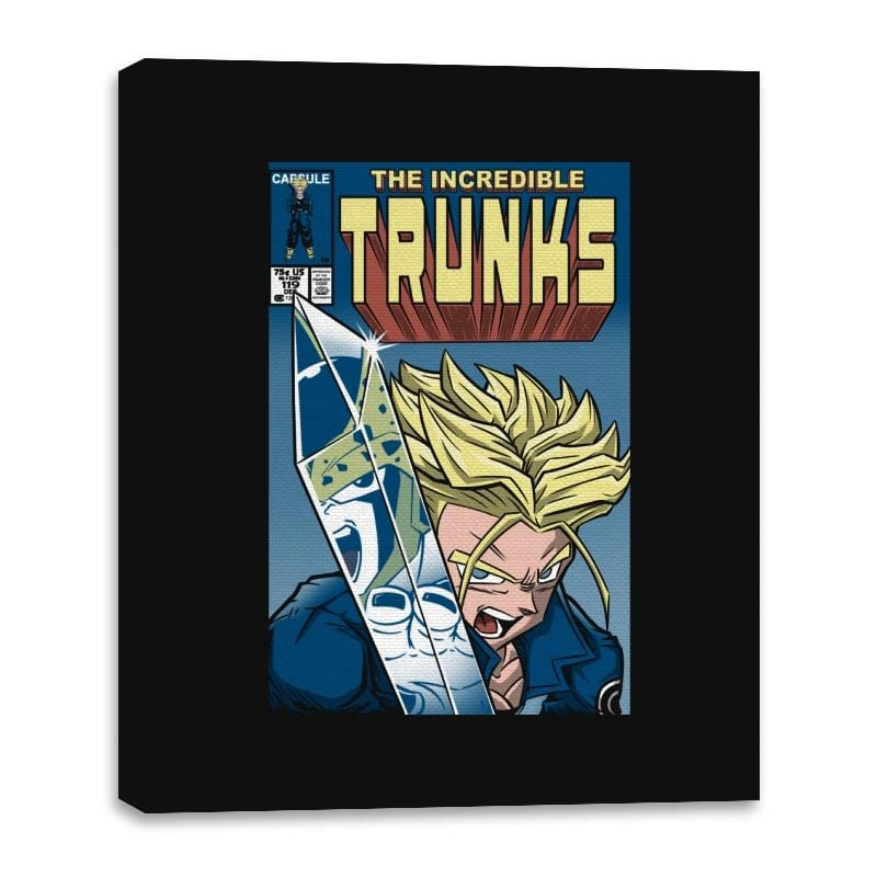 The Incredible Trunks - Canvas Wraps - Canvas Wraps - RIPT Apparel