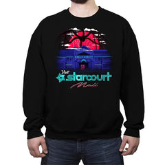 Visit The Mall - Crew Neck Sweatshirt - Crew Neck Sweatshirt - RIPT Apparel