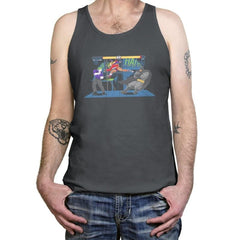Bat Fight Exclusive - Tanktop - Tanktop - RIPT Apparel