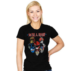 American Toku - Womens - T-Shirts - RIPT Apparel