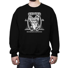 Barfamillion   - Crew Neck Sweatshirt - Crew Neck Sweatshirt - RIPT Apparel