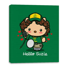 Hello Suzie - Canvas Wraps - Canvas Wraps - RIPT Apparel