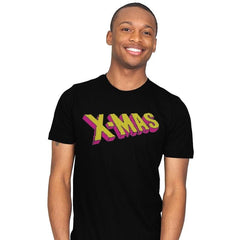 An Uncanny Xmas - Mens - T-Shirts - RIPT Apparel