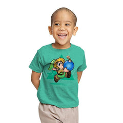 Super Link Bros Exclusive - Youth - T-Shirts - RIPT Apparel