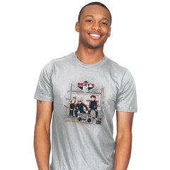 Ricky's Boys  - Mens - T-Shirts - RIPT Apparel