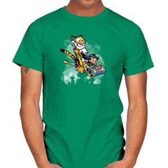 Jasmine and Rajah Exclusive - Mens - T-Shirts - RIPT Apparel