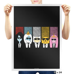 Reservoir Time - Prints - Posters - RIPT Apparel