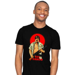 Fat Rambo - Mens - T-Shirts - RIPT Apparel