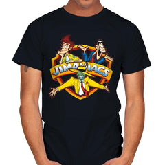 Jimaniacs - Mens - T-Shirts - RIPT Apparel
