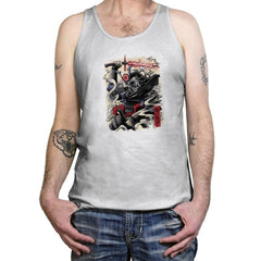 Dark Son - Tanktop - Tanktop - RIPT Apparel
