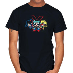 Dragonpuff Girls - Kamehameha Tees - Mens - T-Shirts - RIPT Apparel