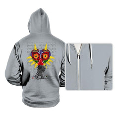 Graffiti Mask - Hoodies - Hoodies - RIPT Apparel