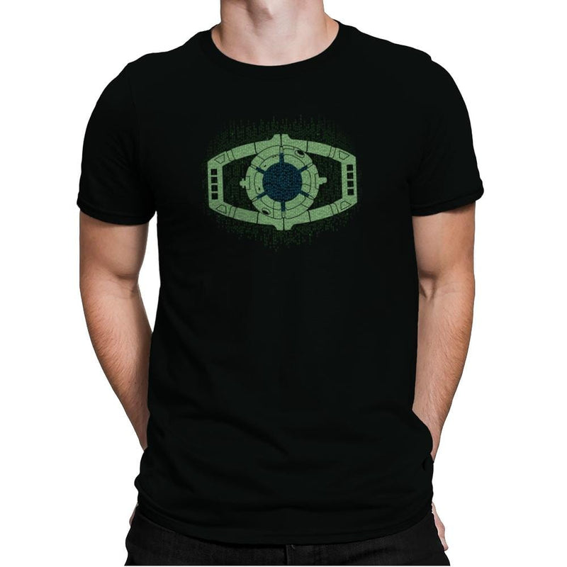 The Matrix Matrix Exclusive - Mens Premium - T-Shirts - RIPT Apparel