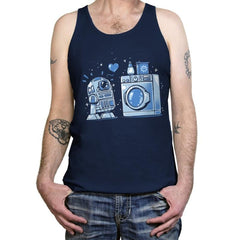 Machine Love - Tanktop - Tanktop - RIPT Apparel