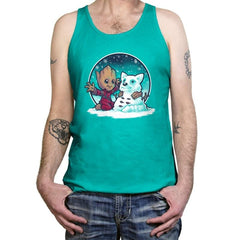 Snow Guardians - Tanktop - Tanktop - RIPT Apparel