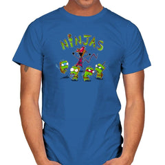 Invader Turtles Exclusive - Mens - T-Shirts - RIPT Apparel