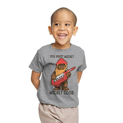 Wicket Good - Youth - T-Shirts - RIPT Apparel